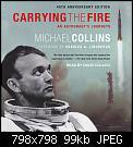 Κάντε click στην εικόνα για μεγαλύτερο μέγεθος.  Όνομα:Carrying the fire by Micichael Collins Apollo 11 CM pilot.jpg Προβολές:50 Μέγεθος:99,0 KB ID:427692