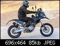 Κάντε click στην εικόνα για μεγαλύτερο μέγεθος.  Όνομα:121416-spy-photos-KTM-390-Adventure-006-696x464.jpg Προβολές:216 Μέγεθος:85,1 KB ID:376291