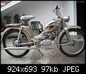 Κάντε click στην εικόνα για μεγαλύτερο μέγεθος.  Όνομα:Zundapp '55 μοτοποδήλατο (2).jpg Προβολές:62 Μέγεθος:97,0 KB ID:421585