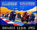 Κάντε click στην εικόνα για μεγαλύτερο μέγεθος.  Όνομα:MotoGP 2020 poster doppio ok.jpg Προβολές:317 Μέγεθος:111,5 KB ID:420757