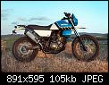 Κάντε click στην εικόνα για μεγαλύτερο μέγεθος.  Όνομα:custom-yamaha-xt660r-5.jpg Προβολές:126 Μέγεθος:105,1 KB ID:424462