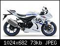 Κάντε click στην εικόνα για μεγαλύτερο μέγεθος.  Όνομα:Suzuki GSX-R1000R 2018 white.jpg Προβολές:891 Μέγεθος:73,3 KB ID:390317