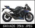 Κάντε click στην εικόνα για μεγαλύτερο μέγεθος.  Όνομα:Suzuki GSX-R1000 2018 black blue.jpg Προβολές:889 Μέγεθος:34,7 KB ID:390318