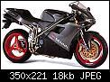 Κάντε click στην εικόνα για μεγαλύτερο μέγεθος.  Όνομα:1995 Ducati 916 Senna.jpg Προβολές:228 Μέγεθος:18,3 KB ID:268789